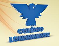 Logotipo 3D - Colégio Londrinense