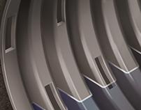 Coir tube