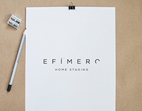 Efímero. Home staging