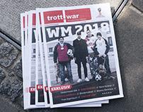 Trott-war Sonderausgabe zur WM