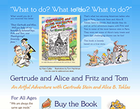 Children's Book Microsite