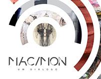 Exposição MAC/MON: um diálogo
