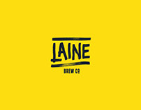 Laine Brew Co. Branding & Packaging