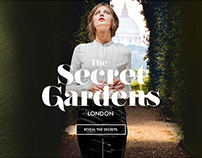 The House of Peroni - The Secret Gardens