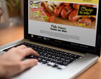 Rediseño de Sitio web Sabro