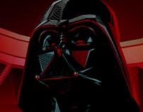 "Dark Lord of the Sith ""DARTH VADER"""