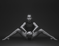Portrait of a Rhythmic Gymnast / Part 1