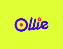 Ollie Visual Identity
