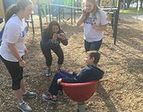 Playground at Nathan Benderson Park