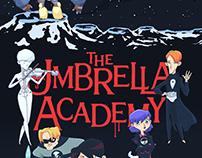 The Umbrella Academy!