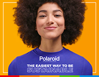 Polaroid   The easiest way to be sustainable