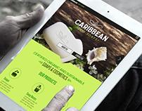 Propuestas de Imagen y Diseño web, CARIBBEAN ECO SOAPS
