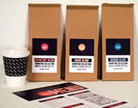 Thinking Cup Coffee House | Branding