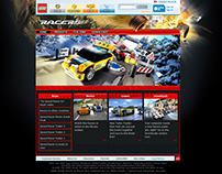 LEGO Racers: Turbo Track Game