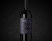 STERREDAL · Cape Red // Wine of South Africa