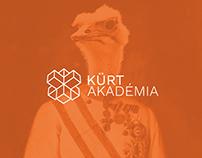 Kürt Akadémia branding