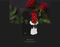 ONE&ONLY Rose brand design