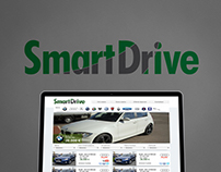 SmartDrive Website and App