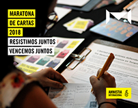 Write for Rights 2019 - International Amnesty Portugal