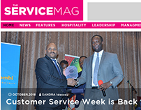 The Service Mag Web Redesign(unpublished)