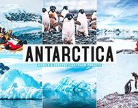 Free Antarctica Mobile & Desktop Lightroom Presets