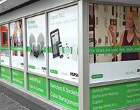 Shop Front Window Design