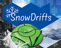 SnowDrifts packaging