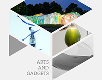 Arts And Gadgets 26-08-2015