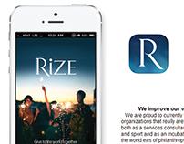 Rize App