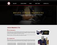Brazil2Export Website