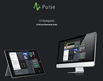 Pulse - intranet redesign
