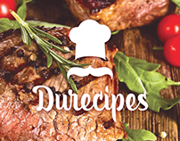Icon and logo for Durecipes