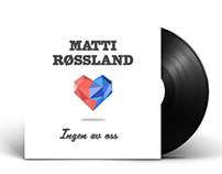 Cd Cover Matti Røssland