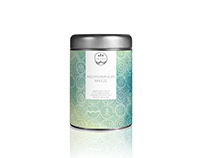 Natural Candles Packaging