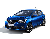 Renault Taliant Hatch & Stepway 2023