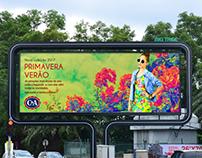 Campanha experimental - Lojas C&A