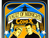 Vault of Midnight 20th Anniversary Commission