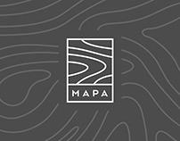 Mapa - coffee shop branding