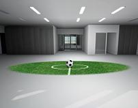 Experiencia 360° VR Boca Juniors