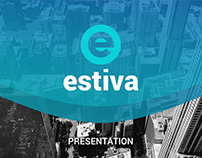 Estiva Business Powerpoint Template
