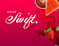 Swift - Energy Drink Identity