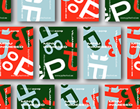 PP Festival 2019 visual identity