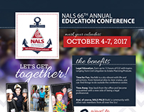 National Conference Advertising