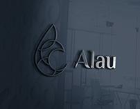 LOGO & WEB design | Alau company