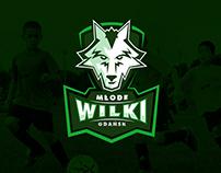 Młode Wilki - Kid's football team