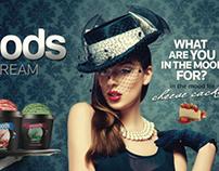 Moods Ice Cream