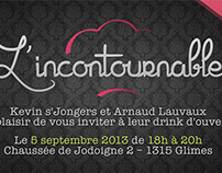 L'incontournable / Invitation