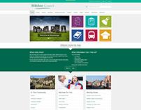 Wiltshire Council Website Redesign