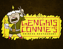 Genghis Connie's: A Luke Cage Design