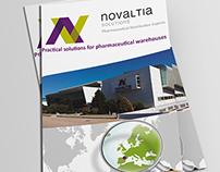 Díptico Novaltia Solutions